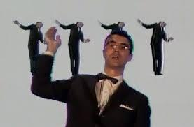 Listening to Talking Heads with David Byrne. Nothing like them. Which of these other bands do you like?