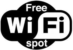 I noticed a few months ago that my city has free wi fi for the entire city, not sure if there are certain