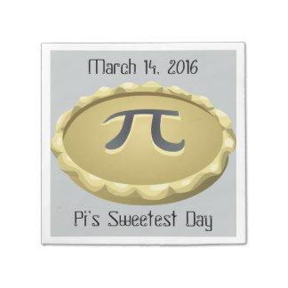 Pi Day is celebrated on March 14th (3/14) around the world. Pi (Greek letter