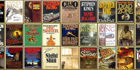 Are you a fan of Stephen King (author of many, many books)