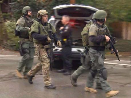 In yesterday's horrific synagogue shooting in Pittsburgh, PA, 11 persons were killed (Baruch dayan ha'emet), 6 wounded, 4 of them officers who ran towards the danger to help those in the synagogue. Are you familiar with this story?