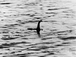 The Loch Ness monster is a famous cryptic living in the Loch Ness, as its name suggests. It's said to be a relative of the plesiosaur, and has been allegedly sighted and photographed many times. Have you heard of this cryptid?