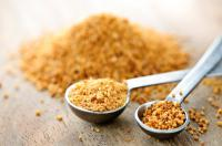 How about some coconut sugar?