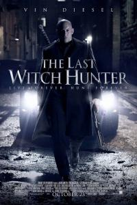 Have you seen Vin Diesel's latest movie titled: The Last Witch Hunter, Live Forever, Hunt Forever?