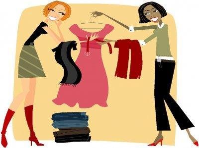Do you swap or borrow clothing, shoes and accessories?
