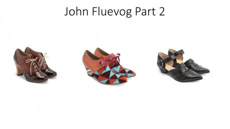 Fluevog come in a variety of styles, do you like these over the