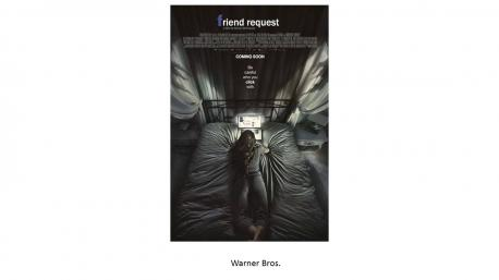 Have you seen the movie Friend Request?