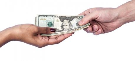 Has a friend ever borrowed money but never paid it back?