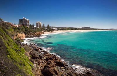 Have you ever been to Coolum Beach, Queensland?