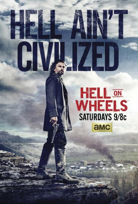 Have you watched the show Hell on Wheels?