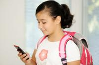 At what age do you think it is appropriate for a child to get their first cell phone?