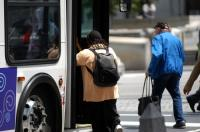 When you use public transportation , do you take a transfer even you don't actually need one