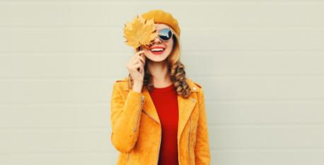 The survey asked 2,000 Americans about their thoughts on the season as well as which particular autumn activities they look forward to the most. Despite the current pandemic, 56% respondents voted they were the happiest during the fall when compared to the other seasons. Are you happiest in the fall?