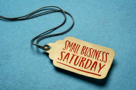 Will you be shopping at any small businesses today?