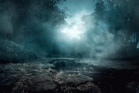 June Promotion--National Camping Month #3! Which haunted camping spot would you camp at?