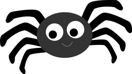 If you see a non-toxic/venomous spider in your house, what do you do with it?