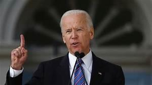 Which statement is closet to your thinking about Joe Biden? That he is...