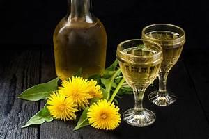 And the dandelions are out, just about ripe for the picking...how about picking some to make dandelion wine? Using its yellow flowers, have you ever tried making this type of herbal wine?