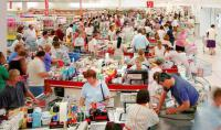 Are there enough supermarkets in your area?