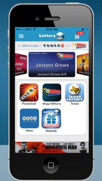 What do you think about a smartphone app to buy lottery tickets?