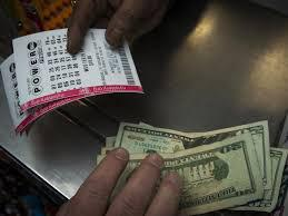 How much do you spend on lottery tickets with big jackpots?