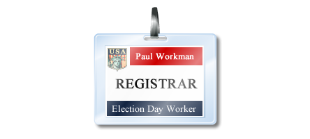 Have you ever worked as an election day worker?