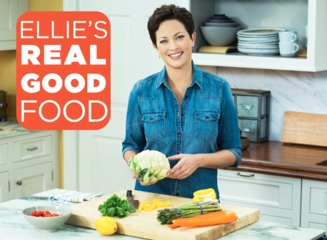 Do you watch Ellie's real good food on WLIW Create TV?