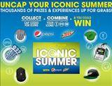 Have you heard about pepsi's iconic summer?
