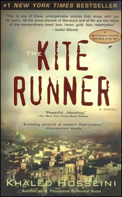 Have you ever read The Kite Runner by Khaled Hosseini? It's the story of a young, somewhat privileged Afghani boy whose closest friend is his father's young servant (whose father is also a servant of the privileged man and his son). It is set during Afghanistan's fallen monarchy, the Soviet military intervention, the displacement of refugees in Pakistan/The USA, and the beginnings of the Taliban's then rising regime. The then privileged boy and the servant's son's history is much more intertwined than the two boys knew. The main themes of this book are war, guilt/shame, familial relationships, and redemption.