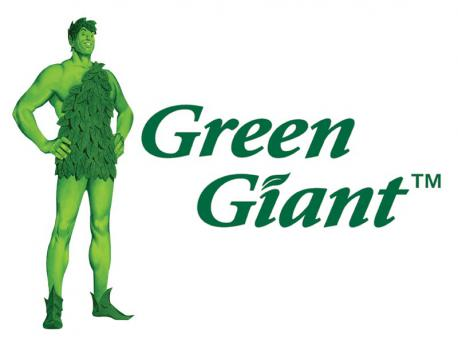 Are you familiar with the Jolly Green Giant?