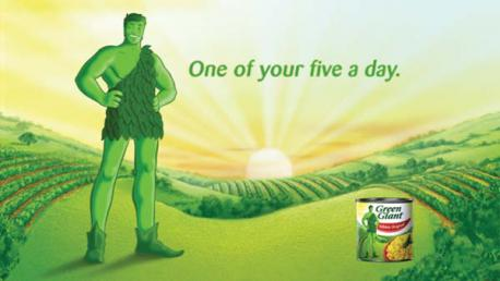 Many food companies are frowned upon for their mascots making children want unhealthy foods. I remember growing up watching the Green Giant commercials and personally thought he was so cool. Would you like to see more mascots that encourage healthy eating habits?