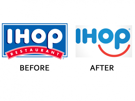 A great logo change can breathe new life into an old brand. According to an article I read, these are the best new logo changes of the year. I liked some of the before versions better. You be the Judge! Whether you are familiar or not with the following businesses, do you prefer the before or after logo? Restaurant brand IHOP: