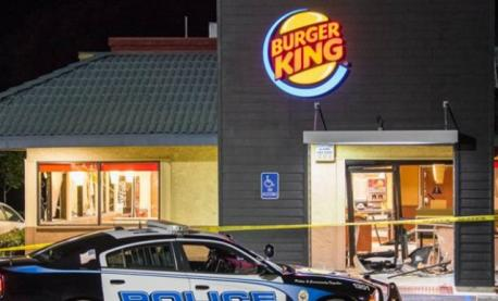 Prank callers rang up a Burger King in Morro Bay, California, pretending to be the fire department. They told the employees that there was a massive gas leak, and said to ventilate the restaurant by breaking all of its windows. Makes sense! The employees complied with the request, and started a-smashin' to a tune of $35,000. When the police and fire department eventually arrived, they found