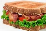 Have you ever had a BLT (bacon,lettuce,tomato) sandwich?