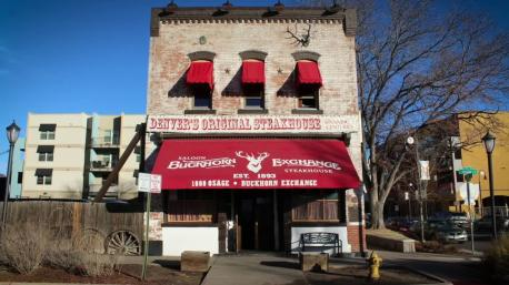 COLORADO: The Buckhorn Exchange, Denver - First opened in 1893, the Buckhorn Exchange is one of the oldest steakhouses in the US. Guests may come for the delicious menu, but they stay for the unique décor, which includes a large collection of taxidermied animals. Have you ever dined at this restaurant?