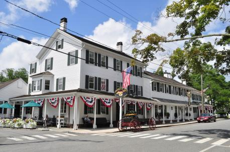 CONNECTICUT: The Griswold Inn, Essex - In addition to providing lodging, the Griswold Inn also offers a charming restaurant and taproom. The inn has been operating since 1776 in the small Connecticut town of Essex. Popular menu items include clam chowder and sauteed salmon. Have you ever dined at this restaurant?