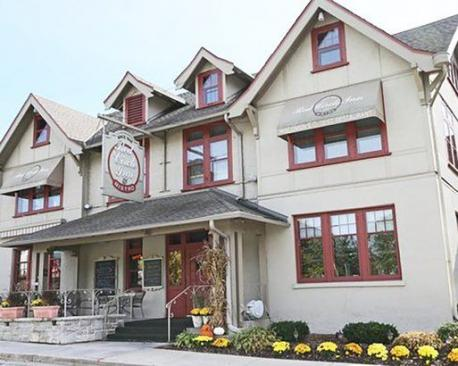 WISCONSIN: Red Circle Inn & Bistro, Nashotah - Located in a stately home that opened in 1848, The Red Circle Inn & Bistro is a cozy escape in Nashotah, Wisconsin. Have you ever dined at this restaurant?