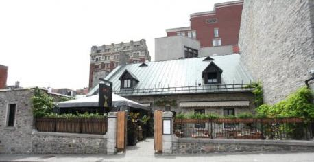 Quebec - L'Auberge Saint-Gabriel - It's an understatement to call L'Auberge Saint-Gabriel a slice of history in Old Montreal. Founded in 1754, it is the oldest inn in North America. If the walls could talk, L'Auberge Saint-Gabriel would recount remarkable tales of Québec's history. Its menu reflects fine French and Québec cuisine that highlights market fresh and regional ingredients for its lunch and dinner service. Have you ever dined at this restaurant?