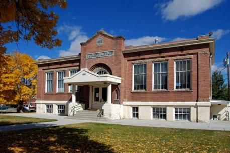Idaho: The Carnegie Library - The Carnegie Library was founded by a group of women called the Women's Columbian Club. It became Boise's first public library upon opening in 1905. Have you ever visited this library?