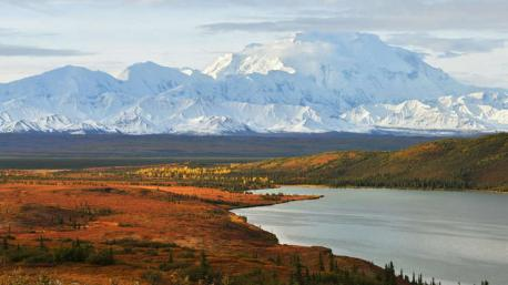 Alaska: Denali National Park - This magnificent national park will never be confused with New England when it comes to leaf-peeping, but the sight of burnt orange and rust on the tundra floor will still take your breath away. In addition to the eye-catching hues on display, autumn is an ideal time to explore without the crowds and see wildlife making final preparations for the long winter ahead. Have you ever visited this destination?