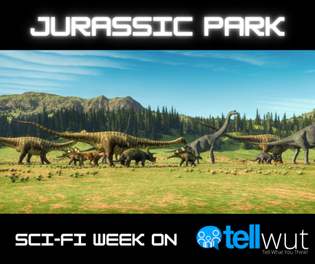 Are you a fan of Jurassic Park movies?