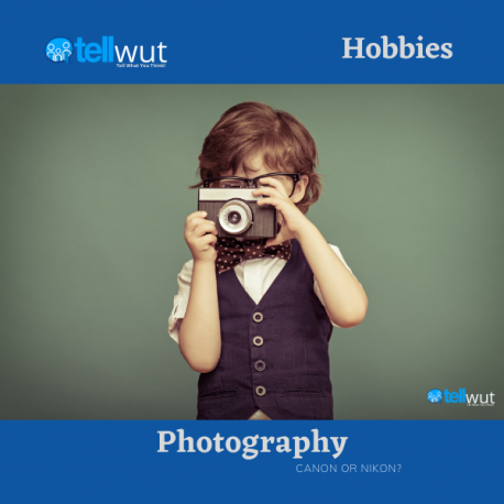 Do you consider photography as a hobby of yours?