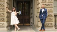 A Toronto couple cancelled plans for a big, expensive wedding and asked guests at their small city hall ceremony to donate money in lieu of gifts — all to help them raise thousands of dollars to sponsor a family of Syrian refugees. Samantha Jackson and Farzin Yousefian were planning a traditional wedding for March with all the trimmings, at a cost of tens of thousands of dollars. They had already booked a venue, hired caterers, and invited family and friends. In September, they saw the pictures of three-year-old Alan Kurdi's lifeless body washed up on a Turkish beach — an image that put a global spotlight on the Syrian refugee crisis. Jackson and Yousefian have now put the wedding funds toward helping a Syrian family of four. Are you aware of this story?