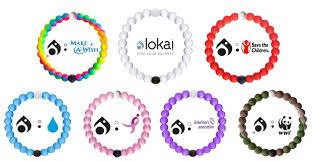 Lokai also donates 10% of their proceeds to charity--believing that staying humble during our successes and the importance of giving back. Which of these charities they support do you feel are important to support?