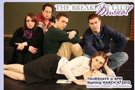 A theater in Chicago actually made a musical out of The Breakfast Club, seven years ago, so why not other teen movies...What other popular teen movies do you think would make great musicals?