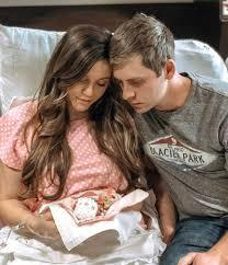 Counting On star Joy-Anna Duggar Forsyth recently miscarried the baby she was expecting with her husband Austin Forsyth. Because her pregnancy ended when she was 20 weeks along, in the middle of the second trimester, Joy-Anna had to deliver the stillborn baby, who they had named Annabell Elise. She and Austin posted on their Instagram page on Friday a photo of them holding their daughter. What is your opinion on sharing this type of photo?