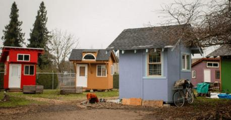 In Missouri fifty tiny homes are being constructed on an empty lot so homeless veterans can have somewhere to live. The organization behind the project is called Veterans Community Project (VCP) it was started by three veterans who teamed up with several other organizations to help veterans in need. Have you heard of this organization?