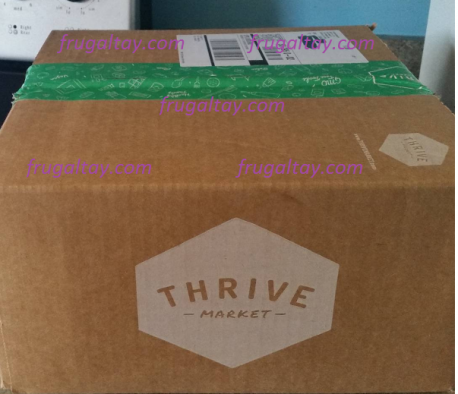 Have you ever ordered from Thrive Market?