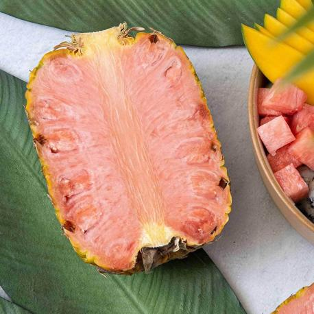 Did you know that there are pink pineapples?