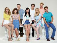 Where you a fan of the old show 90210?